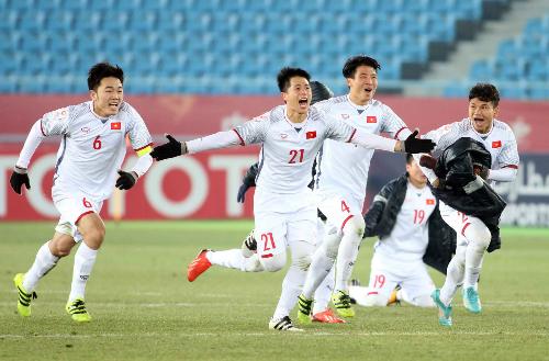 Thời tiết lạnh âm độ ảnh hưởng đến cầu thủ U23 Việt Nam thế nào