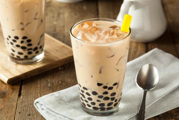 Một ly trà sữa trân châu chứa calo bằng một tô phở