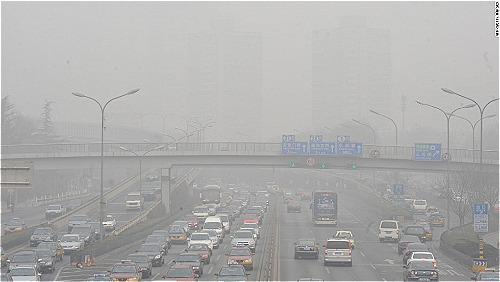 Hơn 90% trẻ em thế giới phải hít khí độc hại mỗi ngày