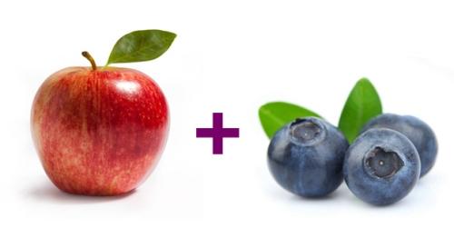 Lợi ích chống oxy hóa sẽ gia tăng khi ăn các loại trái cây cùng nhau. Ảnh: Prevention