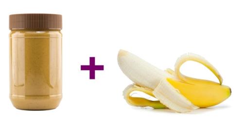 Sandwich bơ đậu phộng và chuối giúp cơ hồi phục và phát triển. Ảnh: Prevention