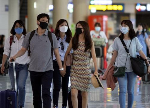 Hàn Quốc đang đặt trong tình trạng báo động cao vì bệnh truyền nhiễm chết người. Ảnh: Yonhap