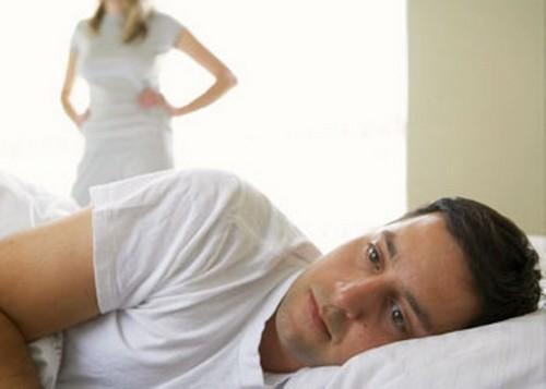 Đàn ông sợ tình dục nhất khi nào ?