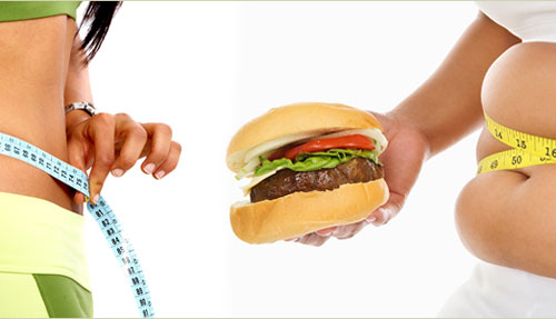 Người béo rất khó trở về cân nặng bình thường