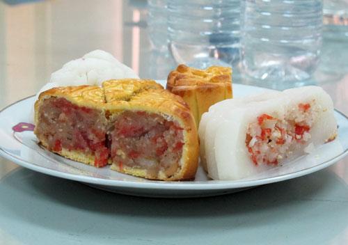 banhtrungthu1 7475 1440390049 Một chiếc bánh dẻo thập cẩm \béo\ bằng 2 bát phở bò nhahanghanoi.vn