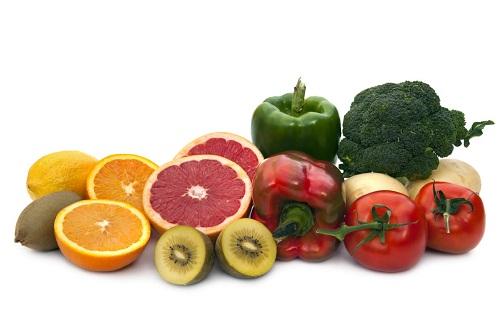 Bổ sung thực phẩmgiàu vitamin C giúptăng cường sức đề kháng cho cơ thể.