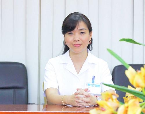 TS.BS Phan Bích Nga,Giám đốc Trung tâm Khám và Tư vấn dinh dưỡng trẻ em, Viện Dinh dưỡng Quốc gia