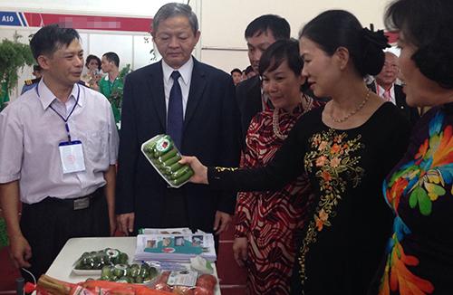 Tuần lễ nhận diện hàng Việt 1