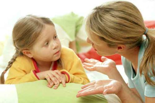 Trẻ chậm nói cần được can thiệp kịp thời để mang lại hiệu quả thiết thực. Ảnh minh họa: autismodiario