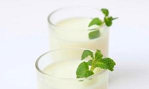 Uống sữa mỗi ngày giúp giảm cân