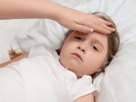 Phòng trị bệnh cảm cho trẻ khi đông đến