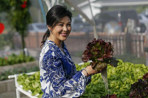 """Bí quyết đễ mãi """"trẻ không già"""" của cựu thủ tướng Thái Lan"""