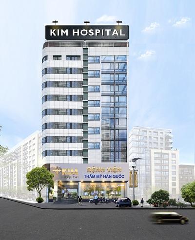 Nâng mũi S line 3D, nhận quà 8/3 tại KIM Hospital