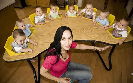 10 ca sinh nở hy hữu nhất thế giới