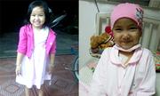 Bé gái 4 tuổi ung thư máu thành chỗ dựa tinh thần cho bố mẹ