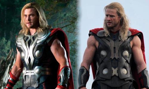 Chế độ ăn 35 bữa một ngày của diễn viên đóng thế Thần Sấm Thor