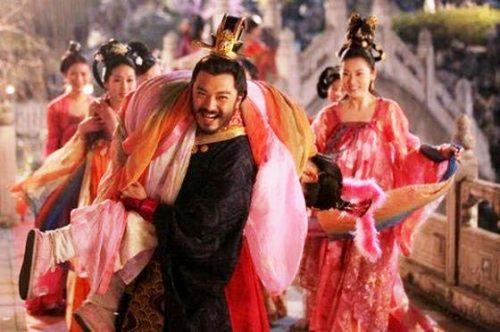Bệnh ấu dâm của hoàng đế cuối cùng nhà Tùy Trung Quốc