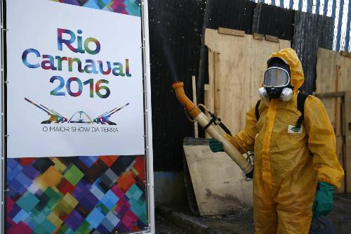 Đề nghị hủy Olympic 2016 do sợ virus Zika lây lan
