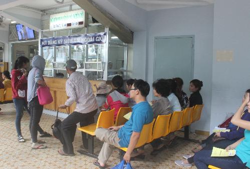Bệnh viện Ung bướu TP HCM khám bệnh từ 5h sáng