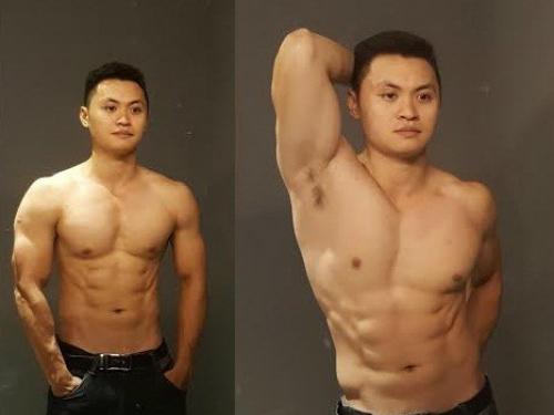 Chàng trai tăng chiều cao ở tuổi 25 nhờ tập gym