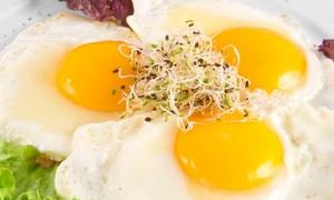 7 cách ăn trứng bổ dưỡng mà không chán