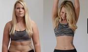 Cô gái béo lột xác với vóc dáng chuẩn sau 20 tuần chạy bộ
