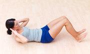 Bài tập tại chỗ khi xem tivi giúp giảm mỡ toàn thân