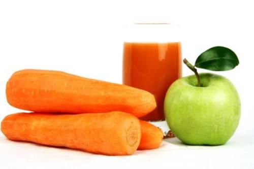 Nước ép gừng, ép táo xanh có chữa khỏi viêm xoang?