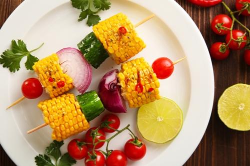 Bữa ăn càng nhiều màu sắc thiên nhiên, càng đủ dinh dưỡng – VnExpress Sức Khỏe