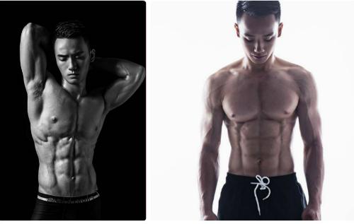 Chàng trai gầy gò hóa 6 múi vạm vỡ sau 3 năm tập gym