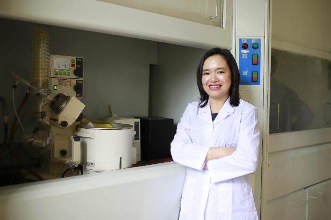 Nữ tiến sĩ tâm huyết với dược liệu hỗ trợ điều trị ung thư