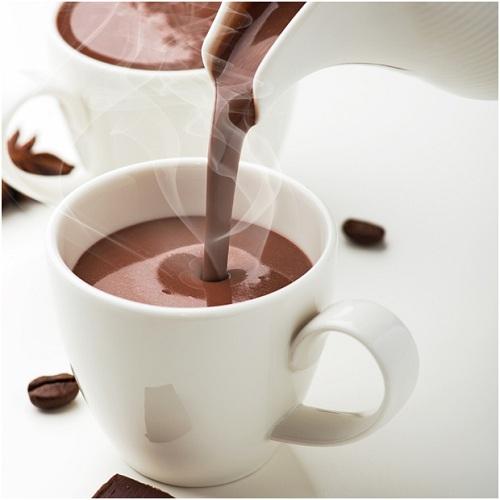 Uống thức uống từ chocolate và kết hợp chế độ tập luyện hợp lý sẽ giúp giảm cân hiệu quả hơn.