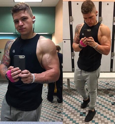 Chàng béo trở thành hotboy sau khi giảm cân