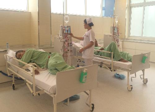 Nhiều bệnh viện công tại TP HCM bắt đầu trang bị cơ sở vật chất, dịch vụ chất lượng cao. Ảnh minh họa: Lê Phương.