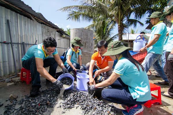 7.500 người dân Hậu Giang được hỗ trợ cải thiện sinh kế, môi trường - ảnh 1