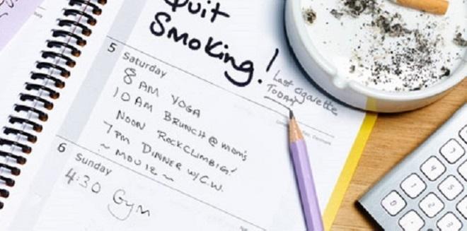 14 điều cần làm khi quyết tâm cai thuốc lá