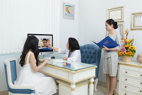Cắt mắt hai mí tại Bệnh viện thẩm mỹ Thanh Vân - ảnh 1