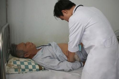 Bệnh nhân dần hồi phục. Ảnh: X.C