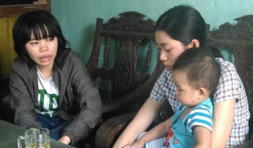 Cô gái hiến tạng người mẹ chết não được hỗ trợ đất xây nhà