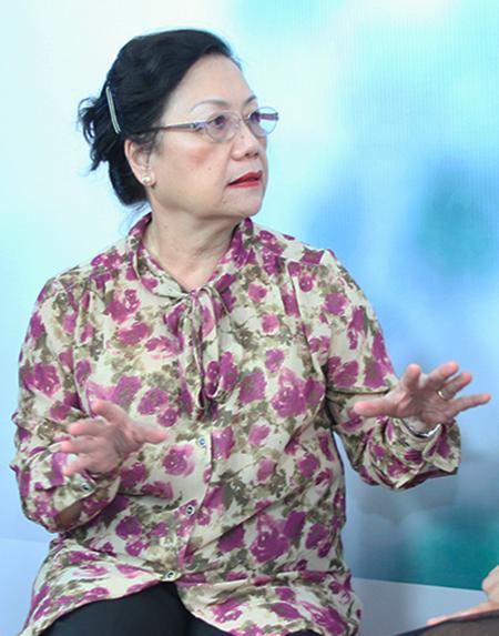 bác sĩ Nguyễn Thị Quỳnh Mai
