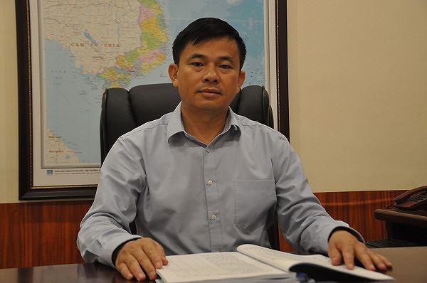 Thạc sĩ, bác sĩ Nguyễn Đình Anh hiện là Vụ trưởng Truyền thông và Thi đua khen thưởng, Bộ Y tế.