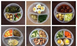 Thực đơn một ngày giàu protein giúp giảm béo