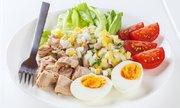Thực đơn ăn kiêng giảm cân trong hai tuần với trứng gà