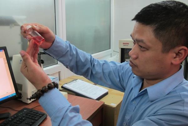 Giác mạc hiến tặng được lưu trữ tại Ngân hàng Mắt, Bệnh viện Mắt Trung ương.