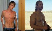 Chế độ tập của 'thần Thor' Chris Hemsworth để thân hình vạm vỡ