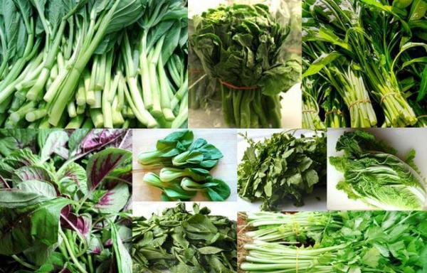 Tăng cường các loại rau trong chế độ ăn hàng ngày. Ảnh: thewoksoflife