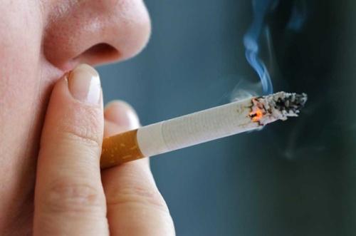 Tác hại của khói thuốc lá.