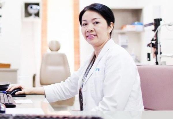 Bác sĩ Nguyễn Thị Mai - Trưởng khoa mắt, Bệnh viện FV.