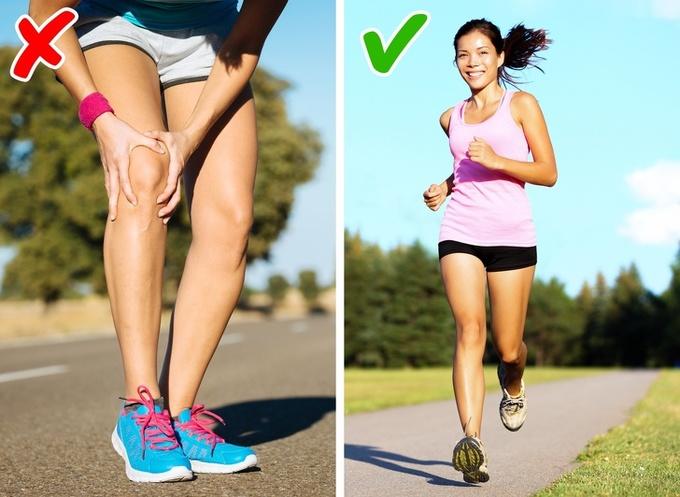 10 sai lầm tập thể dục khiến bạn luyện mãi vẫn không đẹp