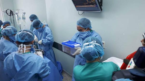 Trái tim chàng trai Hà Nội hiến tặng ghép cho một bệnh nhân Huế - ảnh 2